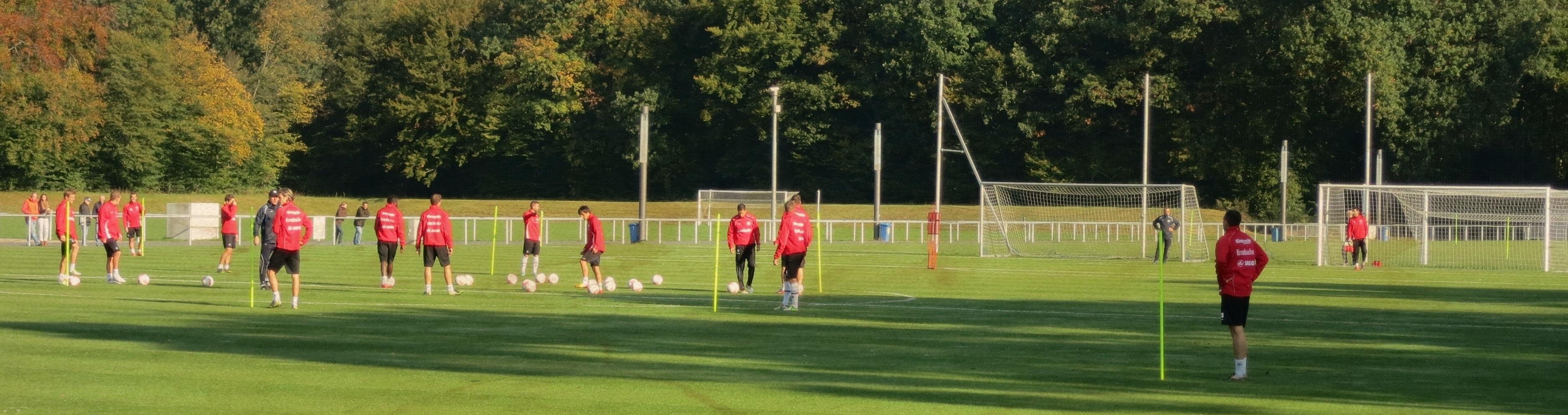 Eintracht Training