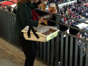 Bier Bauchladen