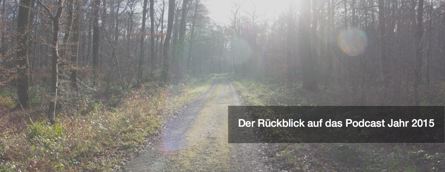 Der Eintracht Podcast Rückblick 2015