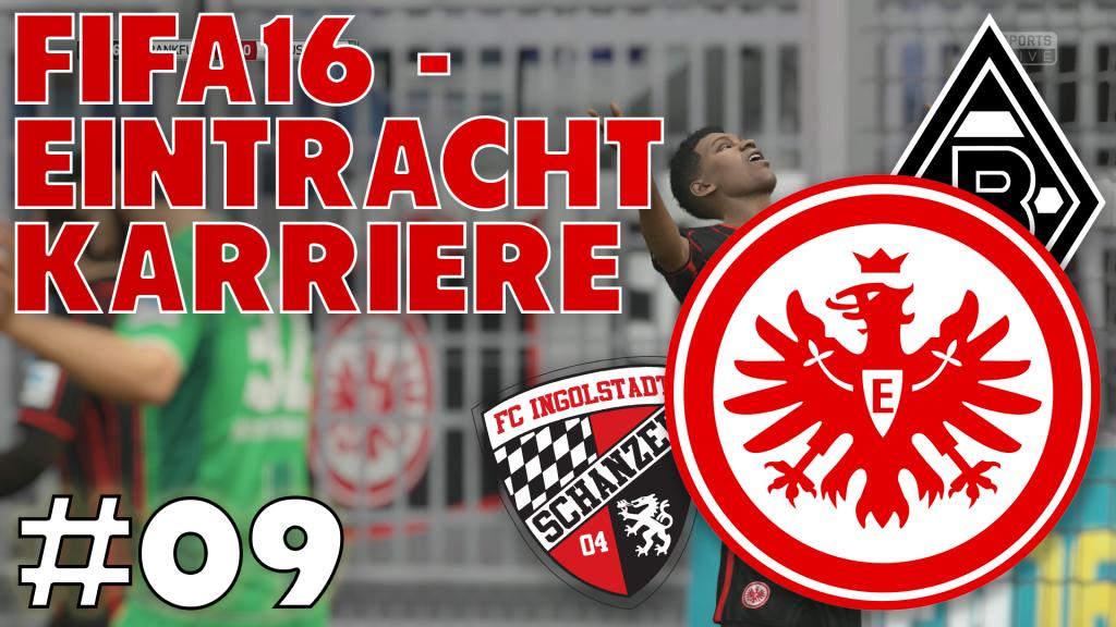 Eintracht Karriere #09 - Ab in die Weltklasse | FIFA16