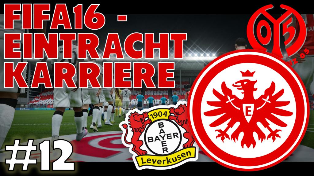 Eintracht Karriere #12 - Rivalen | FIFA16