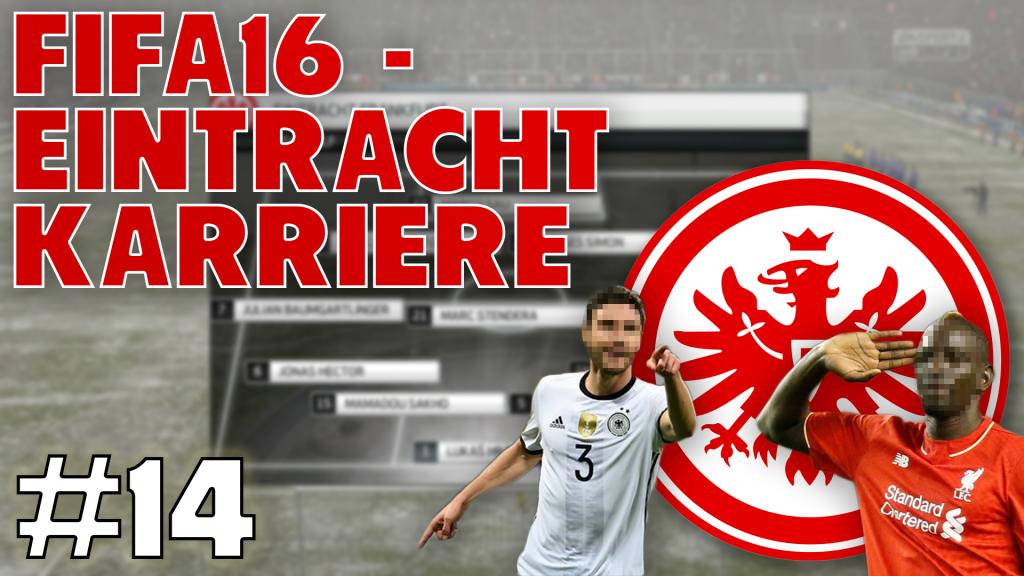 Eintracht Karriere #14 - Transferwahnsinn | FIFA16