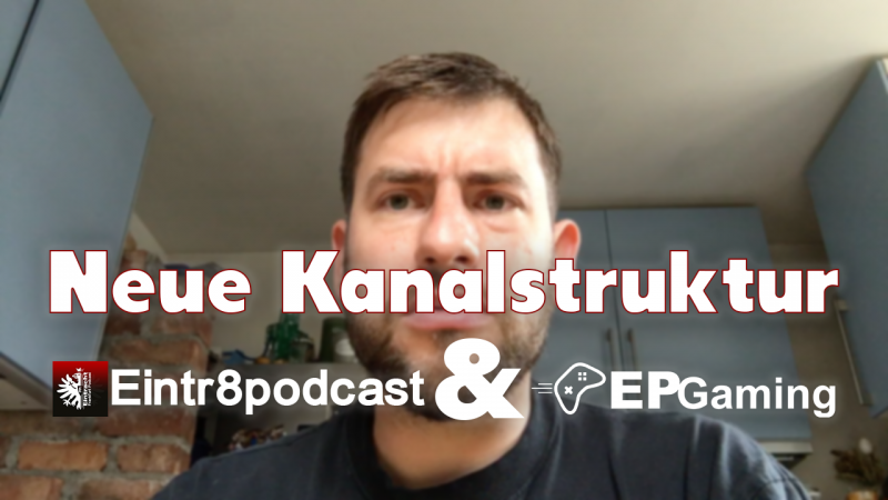Eintracht Podcast goes Gaming Kanal