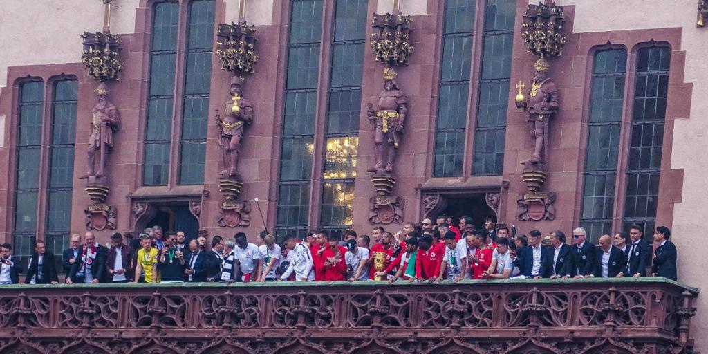 Eintracht Frankfurt Römer