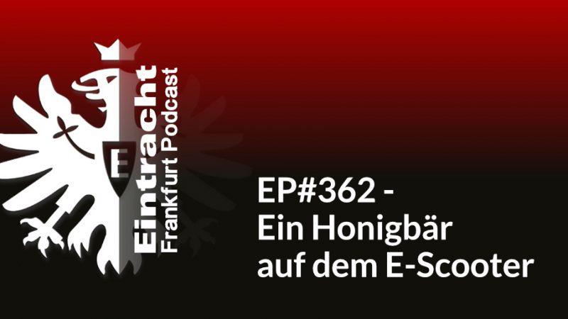 EP#362 - Ein Honigbär auf dem E-Scooter