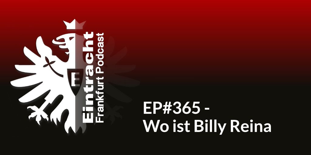 EP#365 - Wo ist Billy Reina