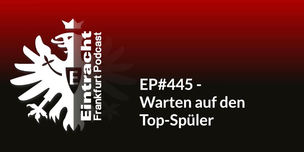 EP#445 - Warten auf den Top-Spüler